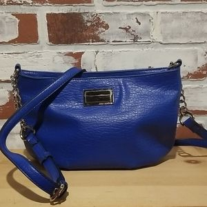 Juicy Couture Royal Blue Cross Body
